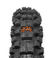 PIR. 80/100- 21 51 M TT MX HARD 554 SCORPION MX FRONT MST DOT 2014